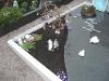 4. Grabbepflanzung - Detailansicht
